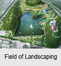 Field of Landscaping