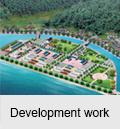 Development work